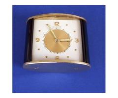Outstanding Jaeger LeCoultre Memovox Swiss Clock