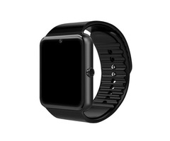 GT08 Smartwatch With SIM Card Slot Android Smart Watch for Samsung and IOS Apple iphone Smartphone