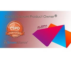 Best Scrum Product Owner Certification (CSPO®) , Certifications Course