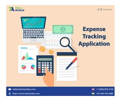 Expense Tracking Application