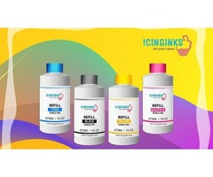 Refill Edible Ink Cartridges and Save Up To 60%, With Icinginks