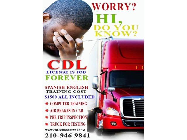 CDL TRUCK TRAINING | free-classifieds-usa.com