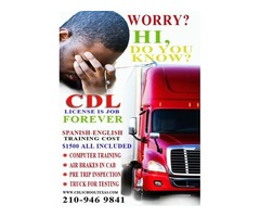 CDL TRUCK TRAINING