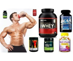 Introduction of Gym Supplements