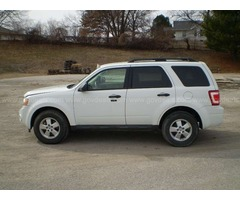2009 Ford Escape XLT 4WD V6 (#559-1500)