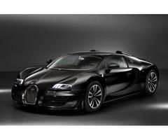 Bugatti Veyron for rent in Miami