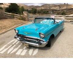 1957 Chevrolet Bel Air150210 2-door convertible