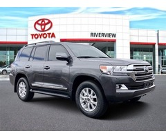 2019 Toyota Land Cruiser | New Cars Online