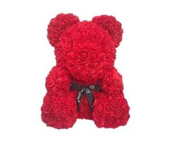 Buy rose teddy bear