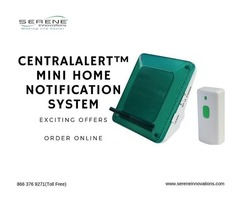 Buy Wireless Mini Home Notification System