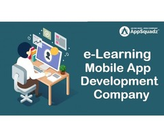 Best e-Learning Mobile App Development Company in USA