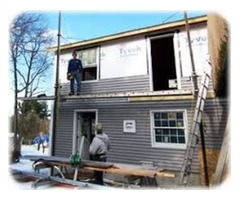 Vinyl Siding Contractors and Mobile Home Siding