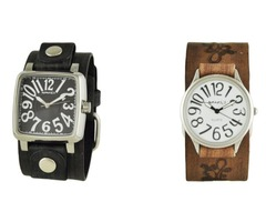 Shop for the Best Brown Leather Cuffs
