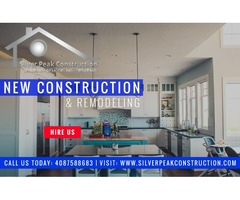 New Construction & Remodeling in California   SilverPeak Construction