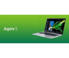"Acer Aspire 5 Slim Laptop, 15.6"" Full HD IPS Display"