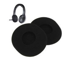 Replacement Sponge Ear Pads For Logitech H800 Headphones