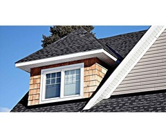Providing roofing services