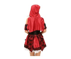 Best selling Halloween Miss red riding hood sexy cosplay costume women | free-classifieds-usa.com