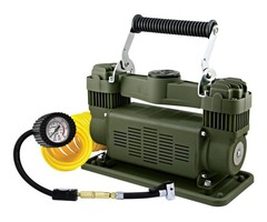 Portable Tire Inflators Are Used In Air Armor M240