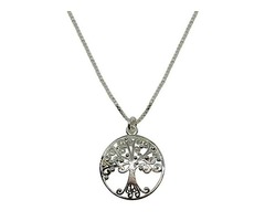 Buy Tree of Life Necklace & Pendants - Stellar Designs