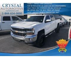 2018 Chevrolet Silverado 1500 | Best Selling Truck Online