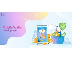Mobile Wallet Development Solutions | Hire Best Developers