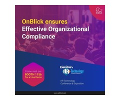 Onblick - HR Technology Conference & Exposition 2019
