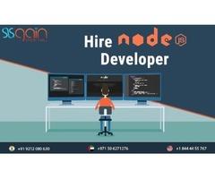 Hire Nodejs developers in USA | SISGAIN | Expert Nodejs programmers