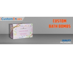 Get Cardboard bath bomb packaging from us