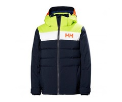 Helly Hansen Junior Skiing Insulator Jacket   Kids Ski Jackets