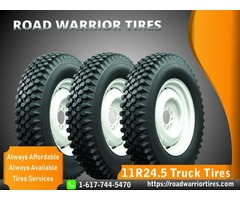 11r24.5 truck tires