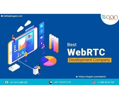 Hire the finest WebRTC developers