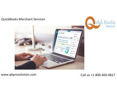 Process Payments Easily with QuickBooks Merchant Services