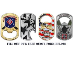 Military Unit Coin | Custom Military Challenge Coins – Challenge Coins