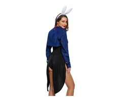 Bunny Bodysuit Sexy Halloween Cosplay Party Costume Set | free-classifieds-usa.com