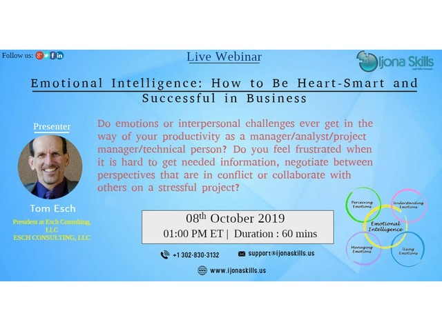 Emotional Intelligence: How to Be Heart-Smart and Successful in Business | free-classifieds-usa.com