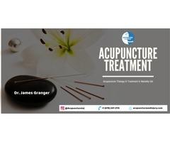 Acupuncture Therapy & Treatment in Marietta GA