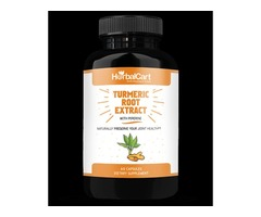 Turmeric root extract | Joint pain relief - Herbalcart