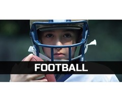 Sports-Youth football training in Buffalo Grove