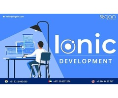 Looking for a premium Ionic app development company?
