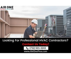 Hire HVAC Contractors In Old Bridge