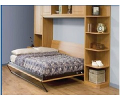 Get More Space in Your Home with Murphy Beds of Home Office USA!