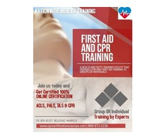 AED / CPR Certification Courses