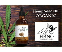 Buy Now! Organic Hemp Seed Oil Virgin, Unrefined at an Affordable Price