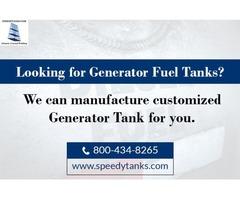 Buy reliable Generator tanks for Boat
