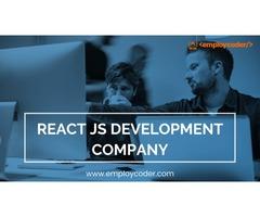 React Js Development Company | Hire React Js Developers - Employcoder