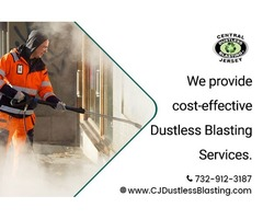 Hiring Dustless Blasting Services