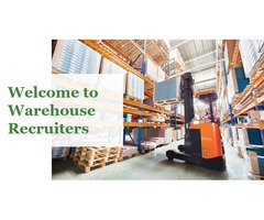 Warehouse Management Recruiters: A Staffing Agency
