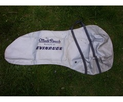 Heavy duty unused boat cover case evinrude Johnson 1950 's