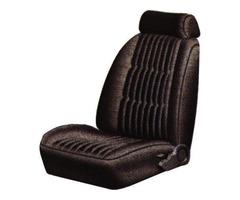 Firebird Seat Upholstery - 1988 Firebird Bucket Seat Cover - Front